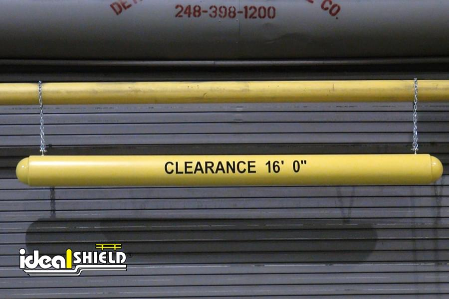 Clearance Bar For Warehouse Dock Door