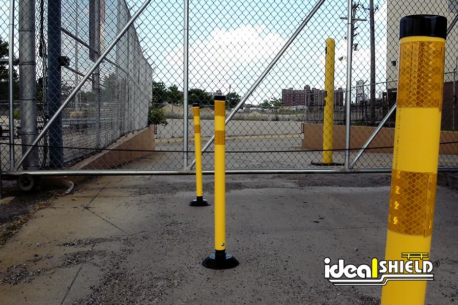 Ideal Shield's Delineator Posts