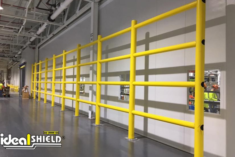 Ideal-Shield-Wall-System-Installation