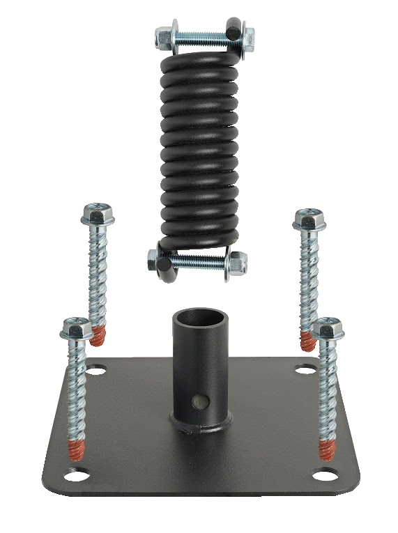 Ideal Shield's Standard Flexpost Bollard interior