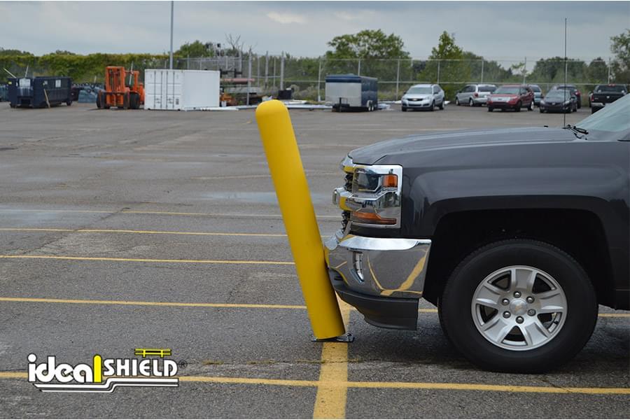 Ideal Shield's FlexPost Flexible Bollard