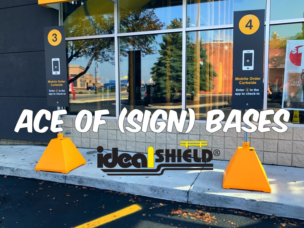 Ideal Shield is the Ace of Sign Bases