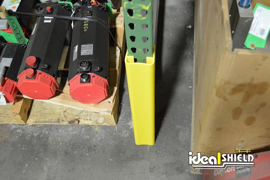 Ideal Shield's Plastic Rack Guard