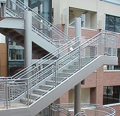 Ideal Shield's Steel Handrail