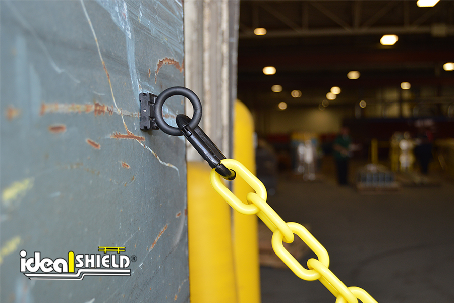 Ideal Shield's Loading Dock Chain Kit magnet